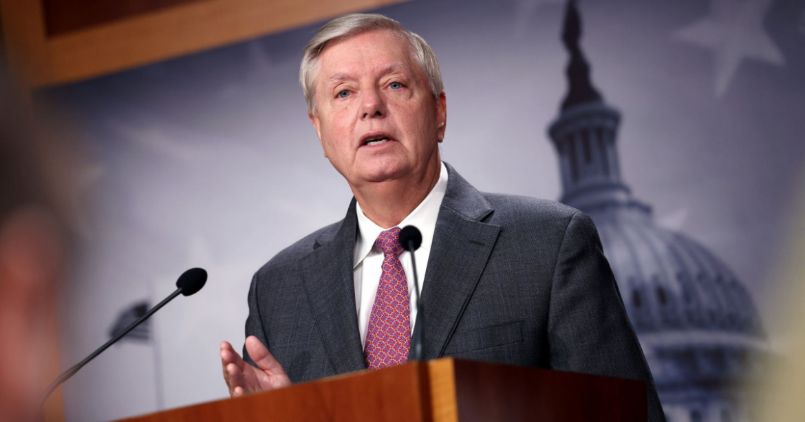 Sen. Lindsey Graham Announces Breakthrough Covid Case: 'I Am Very Glad I Was Vaccinated'