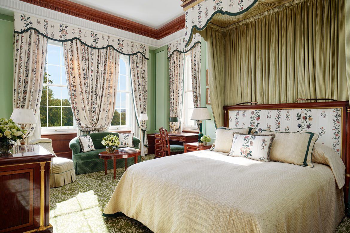 Six of London's Most Luxurious Hotel Stays