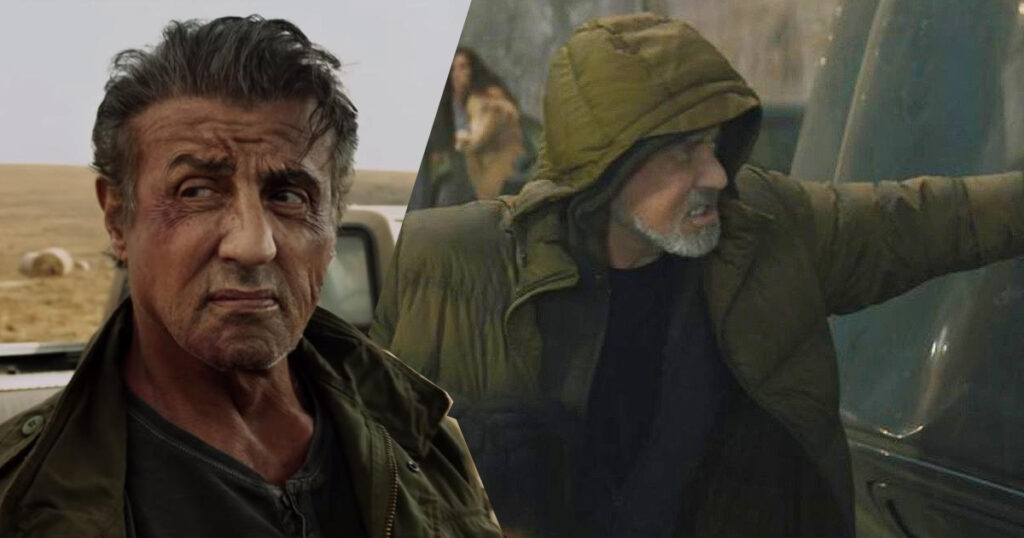 Sylvester Stallone's Samaritan: first look footage steals show at CinemaCon