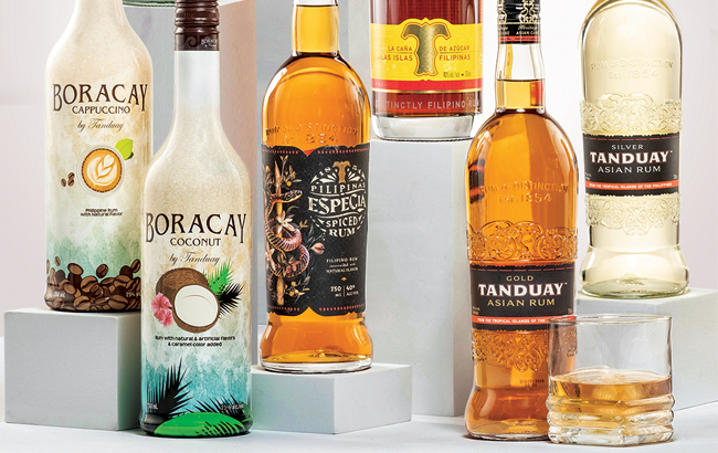 Tanduay rum premieres in Europe with Benelux deal