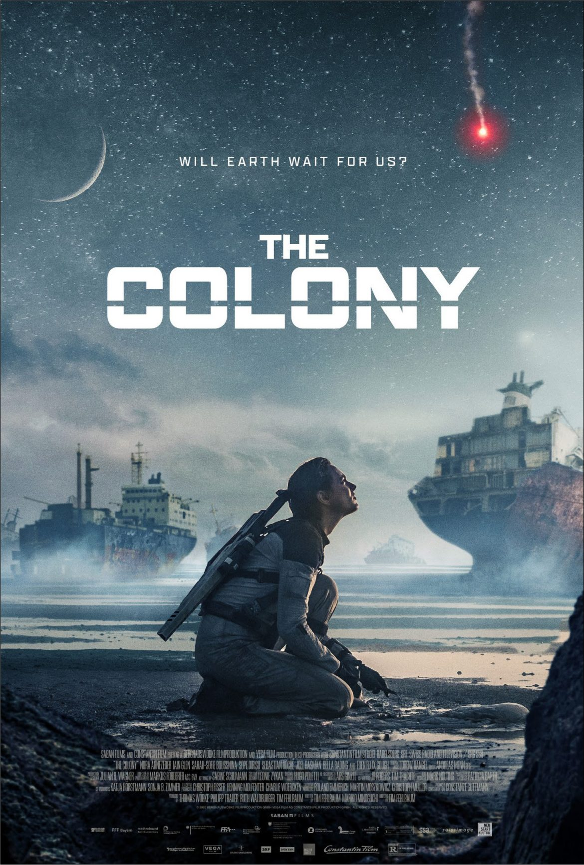 The Colony clips promote sci-fi thriller produced by Roland Emmerich