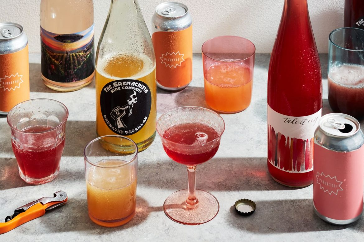 The Low-Alcohol Drink I Can't Get Enough Of (and No, It's Not Spiked Seltzer)
