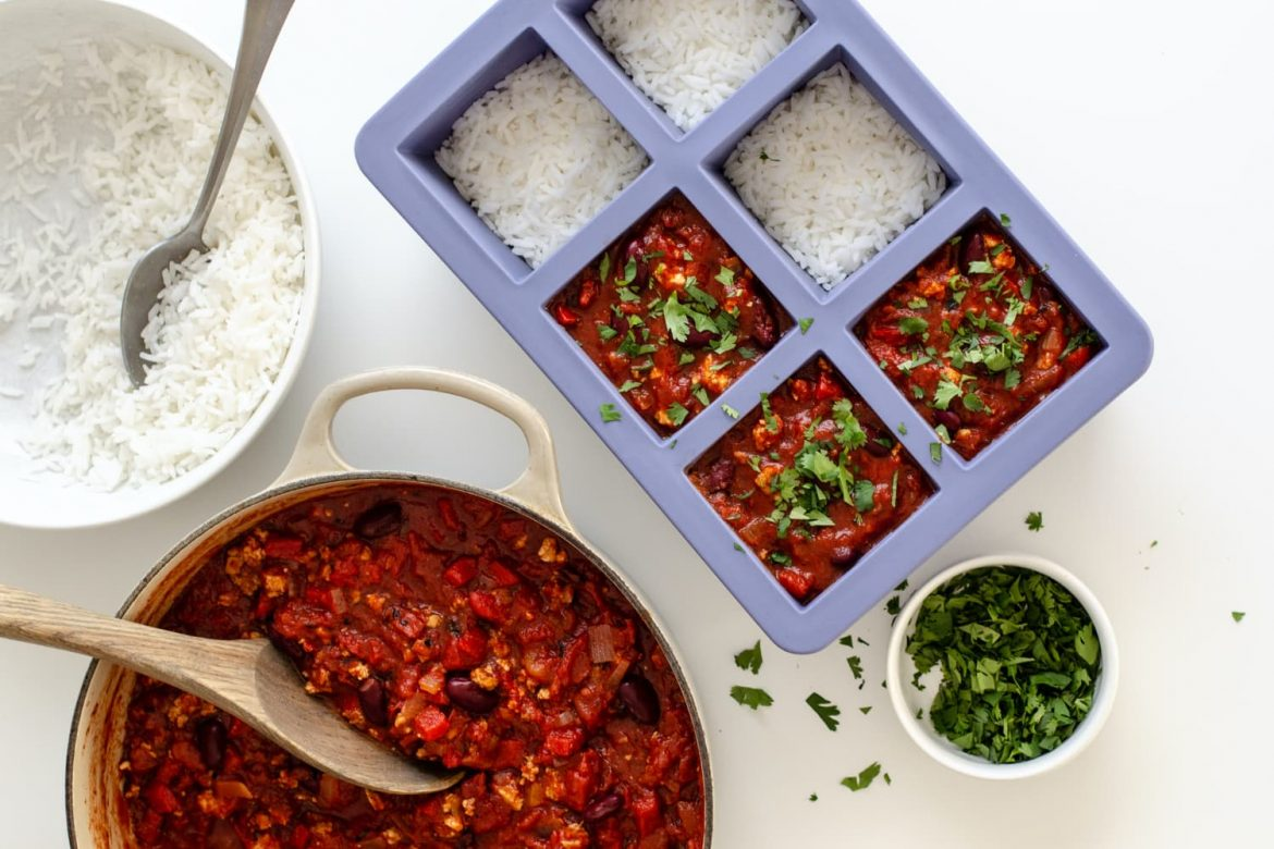 This Editor-Loved Food Storage Brand Created a New Product That Makes Meal Prep So Much Easier