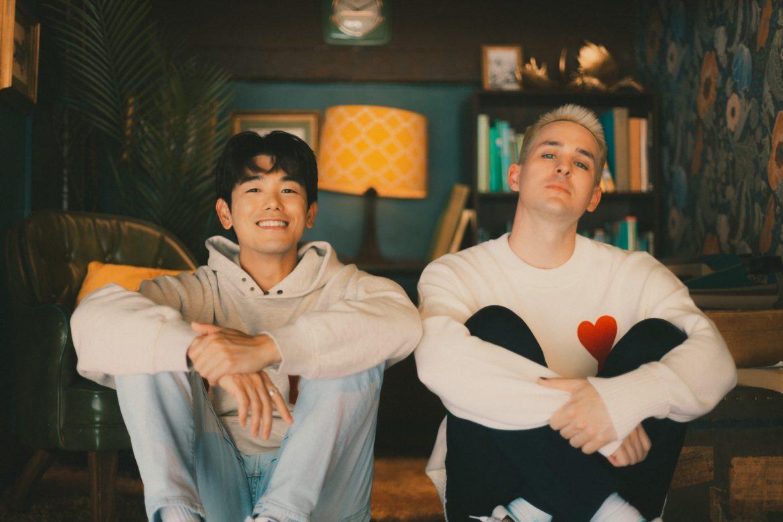 "Vaultboy and Eric Nam Talk ""everything sucks"" Remix"