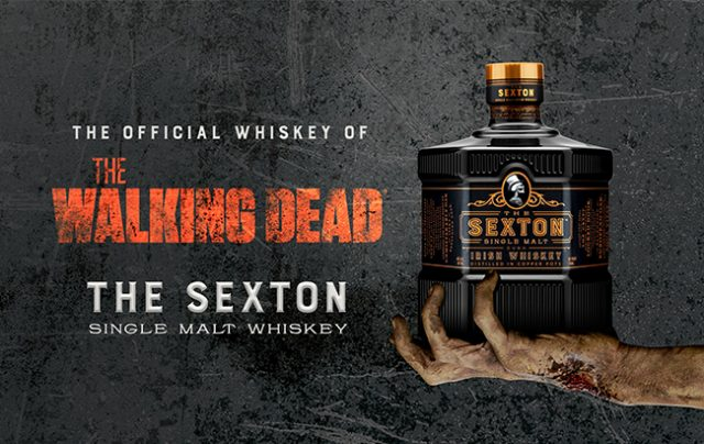 Walking Dead claims Sexton as official whiskey