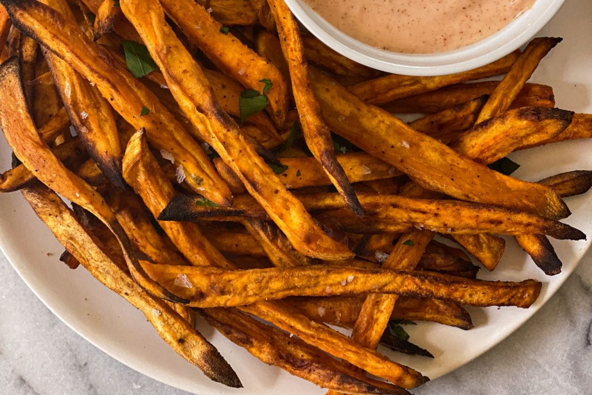 Your Air Fryer Is the Secret to Perfect Homemade Sweet Potato Fries