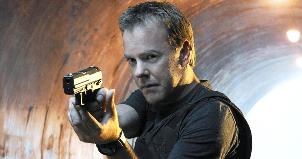 24 revival: Fox discussing how to bring Kiefer Sutherland series back