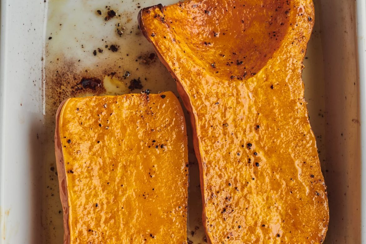 Baked Butternut Squash Is the Ultimate Fall Side Dish