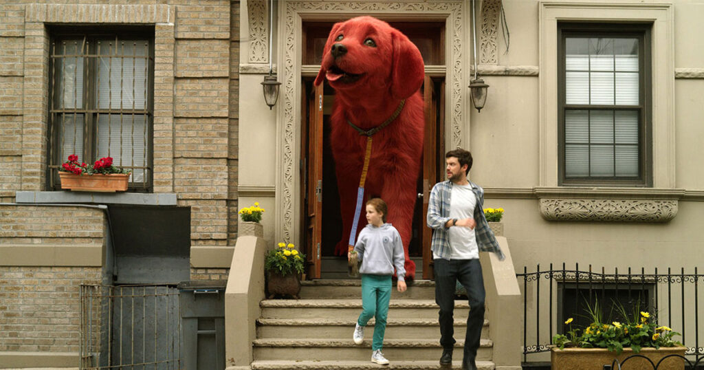 Clifford: The Big Red Dog gets Paramount+ release this December