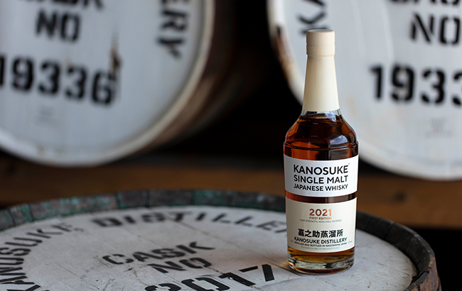Diageo invests in Japanese whisky distiller