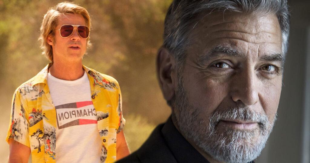 George Clooney, Brad Pitt, Jon Watts film project sparks a heated bidding war