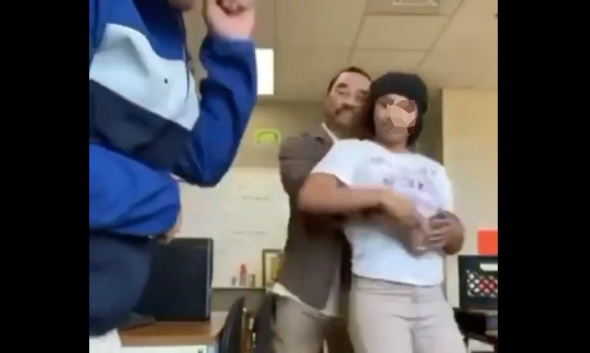 H.S. Teacher Caught 'Inappropriately' Dancing w/ 14 y.o. Girl On TikTok!!