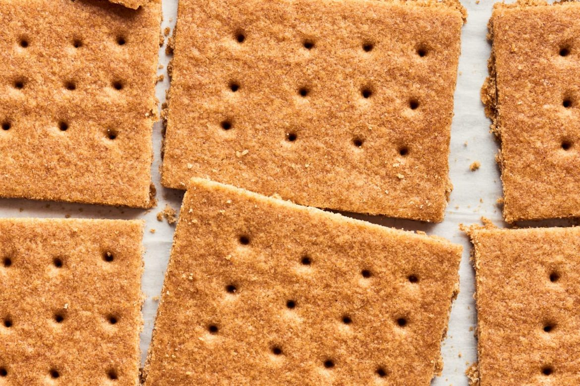 Homemade Graham Crackers Are 100% Worth It. Here's How to Make the Best Ones.