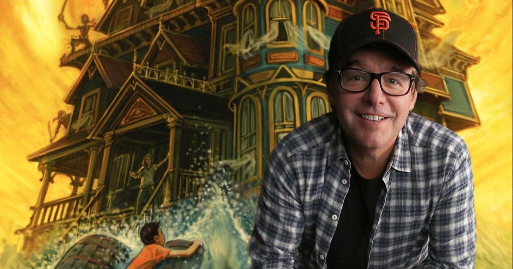 House of Secrets: Chris Columbus developing live-action Disney+ series