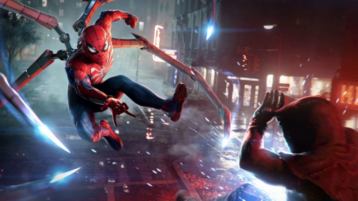 Insomniac Games coming in hot with Marvel collaborations for Playstation