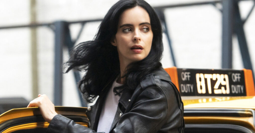 Jessica Jones: Krysten Ritter is dying to play the Marvel hero again