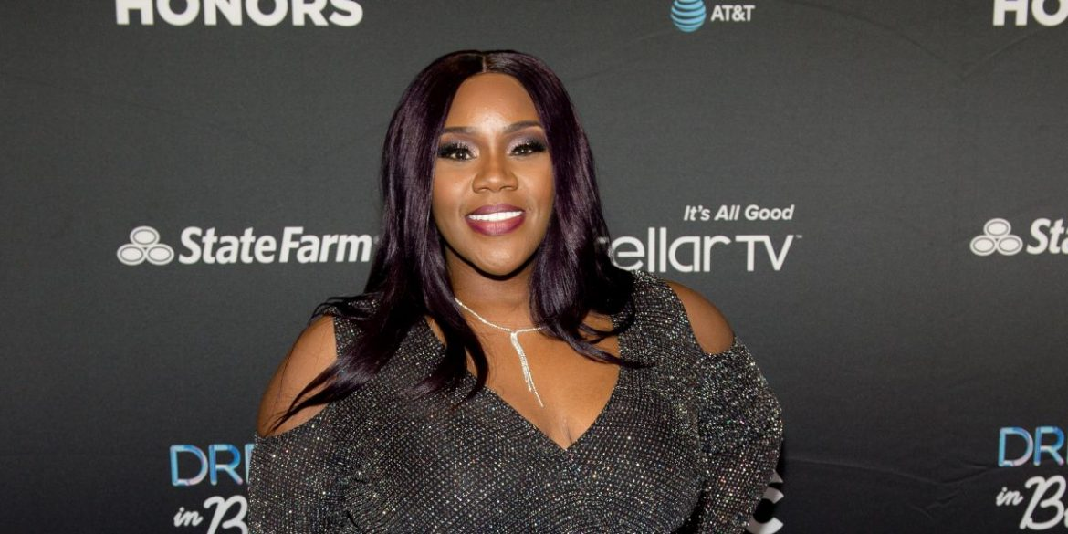 Kelly Price Reportedly Missing After COVID-19 Diagnosis