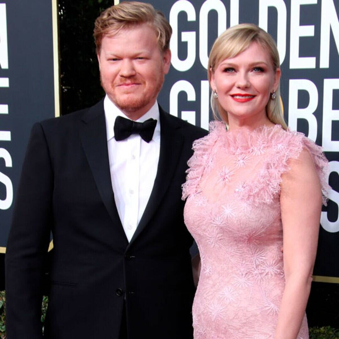 Kirsten Dunst Announces Birth of Her Second Baby Boy With Jesse Plemons