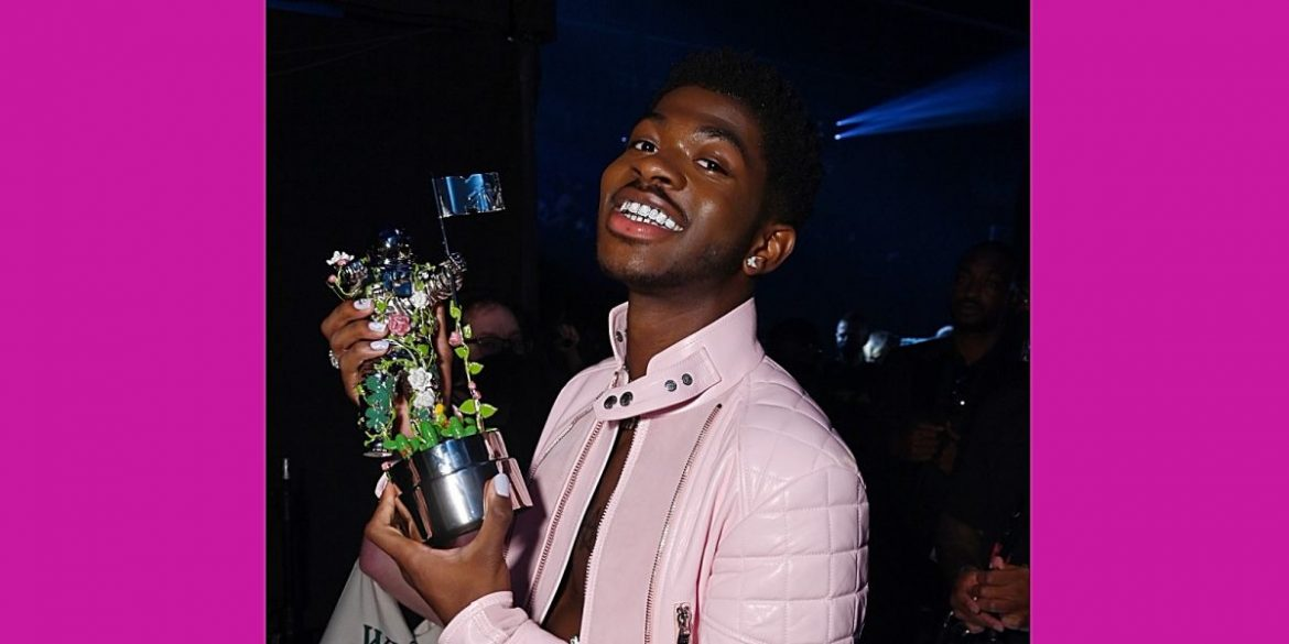 Lil Nas X Takes Home VMA Video Of The Year Award