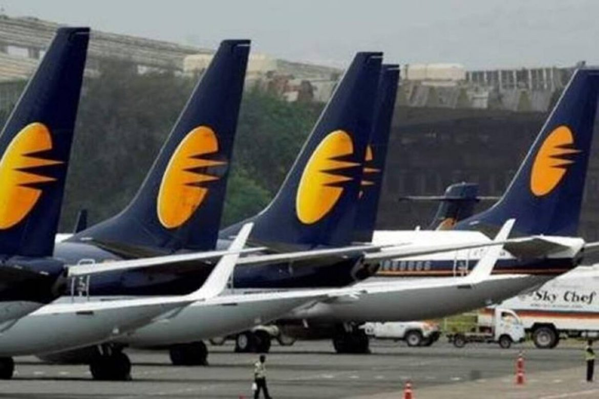 NCLAT issues notice to Jet Airways' administrator, lenders