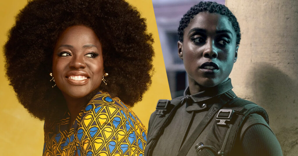 No Time to Die's Lashana Lynch joins Viola Davis in The Woman King