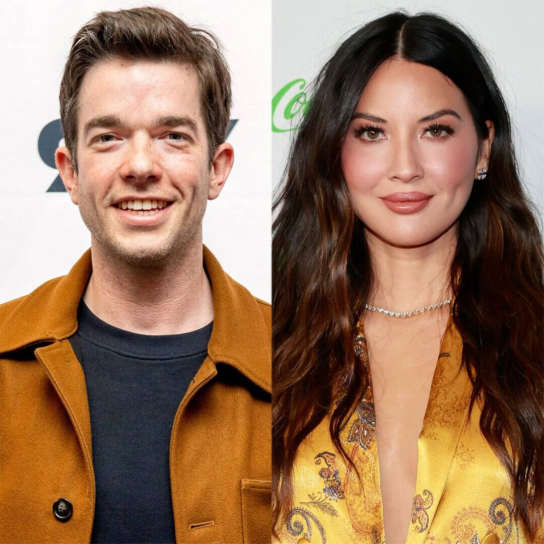 Olivia Munn and John Mulaney Step Out Together in First Outing After Pregnancy Reveal