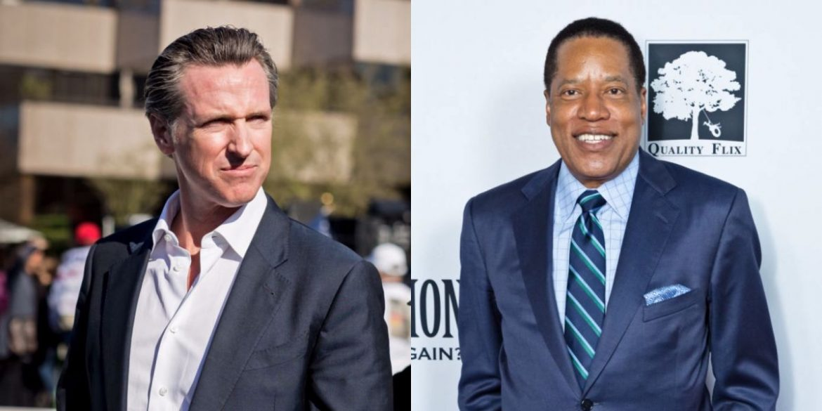 Positive Poll Numbers Suggest Newsom Will Survive Recall