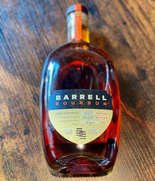 Review: Barrell Bourbon Batch 29