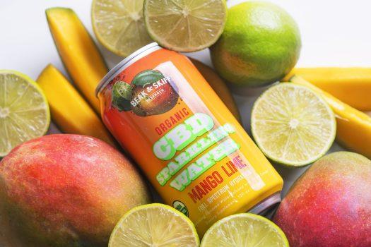 Review: Beak & Skiff Organic CBD Sparkling Water Mango Lime