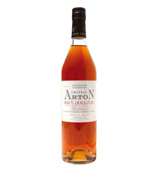Review: Chateau Arton Armagnac – Blanche, La Reserve, and 2009 Millesime