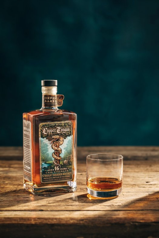 Review: Diageo Orphan Barrel Project Copper Tongue Bourbon 16 Years Old