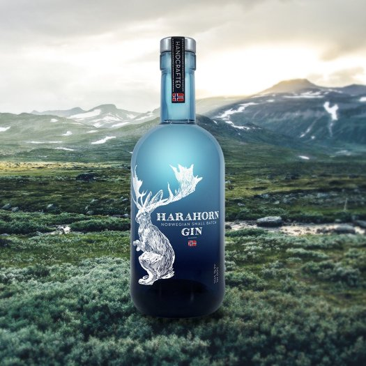 Review: Harahorn Gin