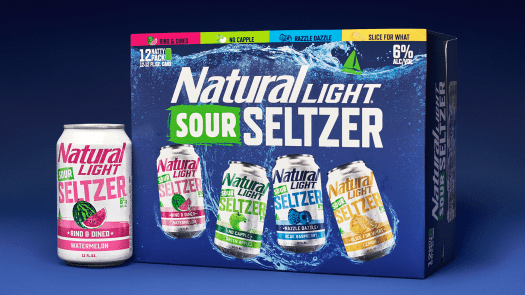 Review: Natural Light Sour Seltzers, Complete Lineup