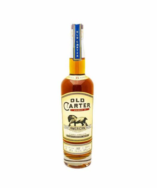 Review: Old Carter American Whiskey Batch 4