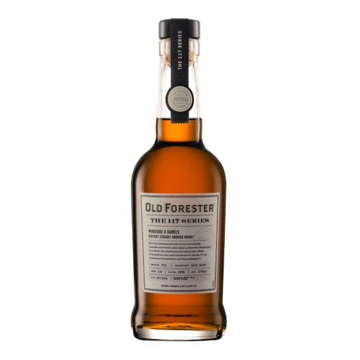 Review: Old Forester The 117 Series – Warehouse K Barrels