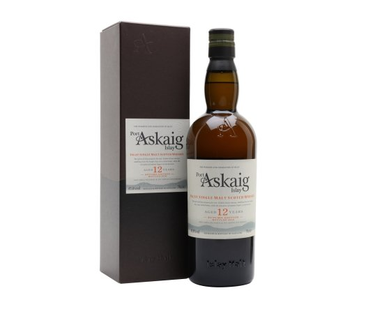 Review: Port Askaig 12 Years Old – Bourbon Cask and Sherry Cask Marriage