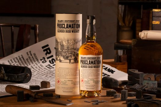 Review: Proclamation Blended Irish Whiskey
