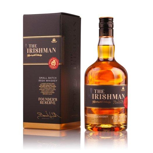 Review: The Irishman Founder's Reserve and Single Malt Irish Whiskey