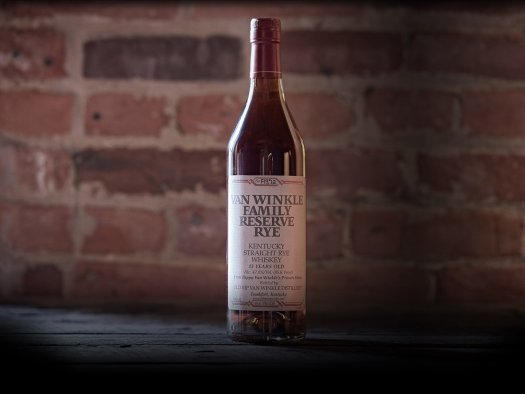 Review: Van Winkle Family Reserve Rye 13 Years Old