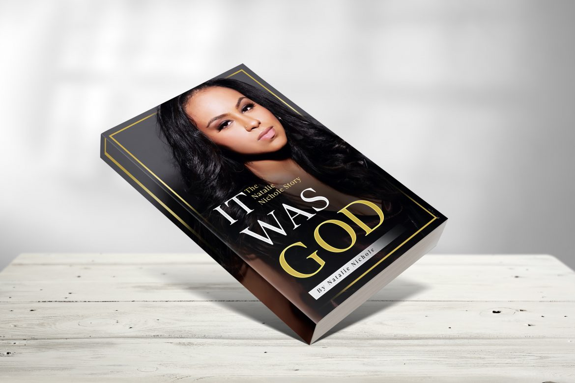 RnB Singer And all-around Entertainer Natalie Nichole, Now also a best-selling author!