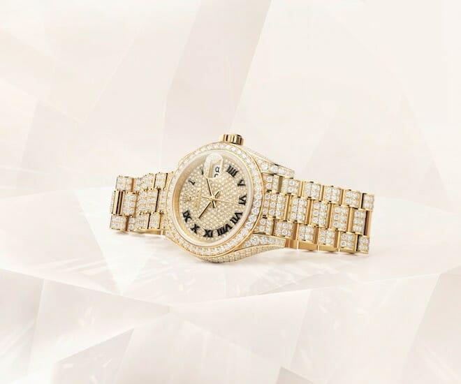 Rolex Gem-set Timepieces: Exquisite Expressions of Decadence