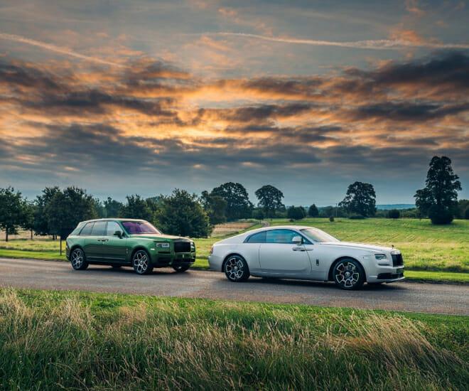 Salon Privé 2021: Rolls-Royce Celebrates Bespoke Commissions