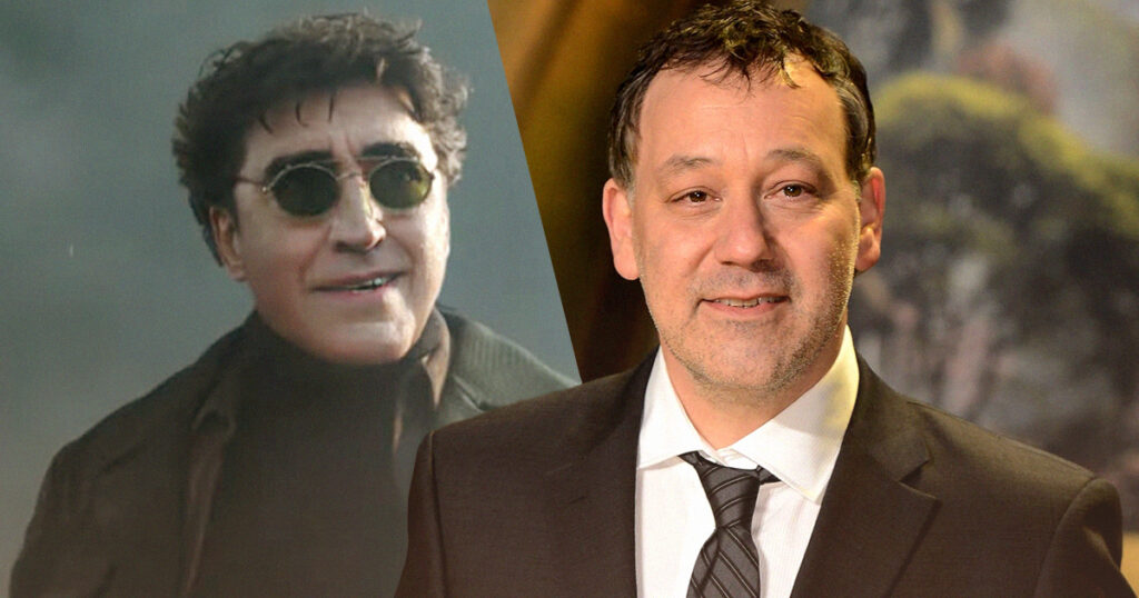 Sam Raimi reacts to Doctor Octopus return in Spider-Man: No Way Home