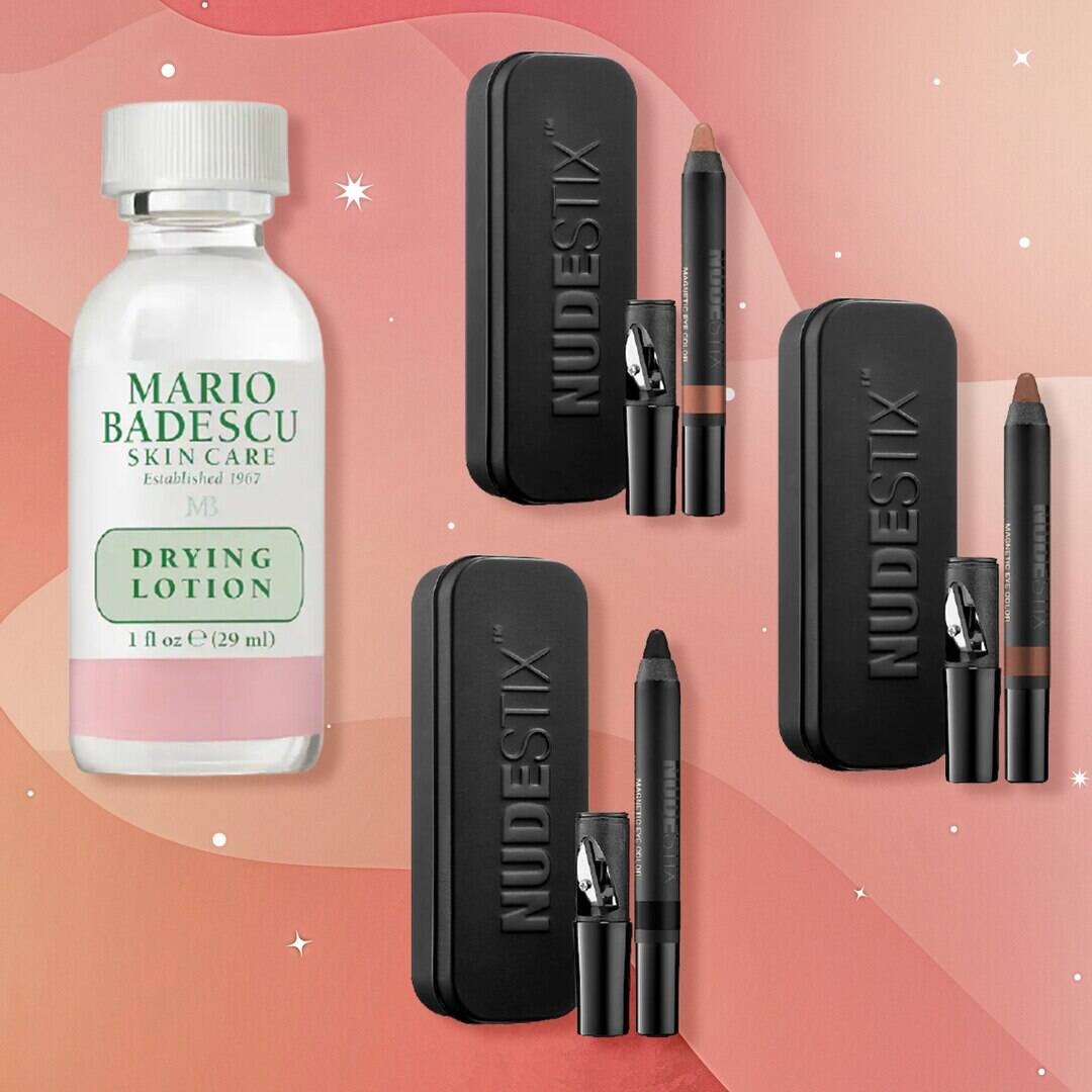 Sephora's Oh Snap! Sale: Get 50% Off Mario Badescu's Iconic Drying Lotion & Nudestix Magnetic Eye Color