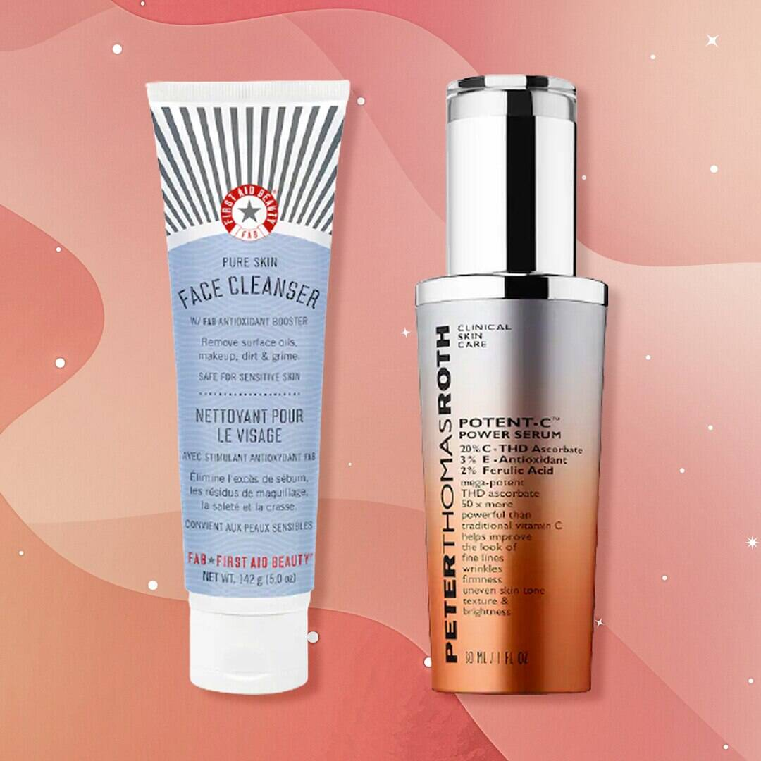 Sephora's Oh Snap! Sale: Get 50% Off Peter Thomas Roth & First Aid Beauty