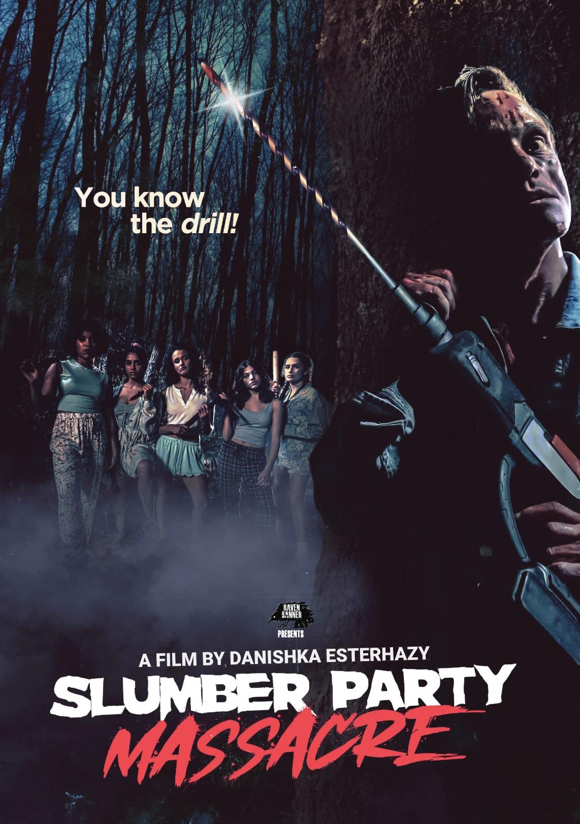Slumber Party Massacre remake trailer announces October Syfy premiere date