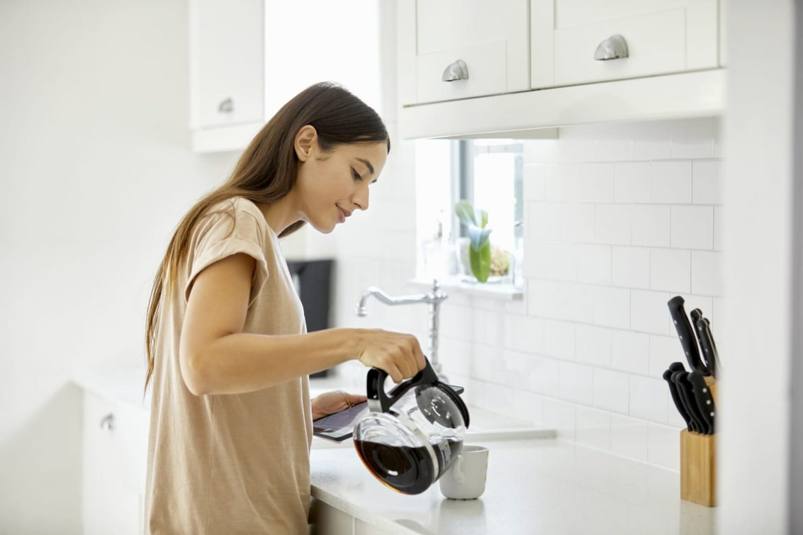 The $33 Drip Coffee Maker I've Been Using (and Loving!) Multiple Times a Day for 5 Years