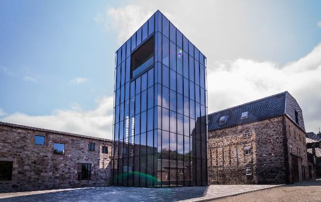 The Lighthouse: Glenmorangie's new distillery