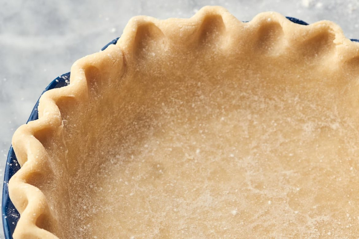 The Only Deep-Dish Pie Crust Recipe You Need