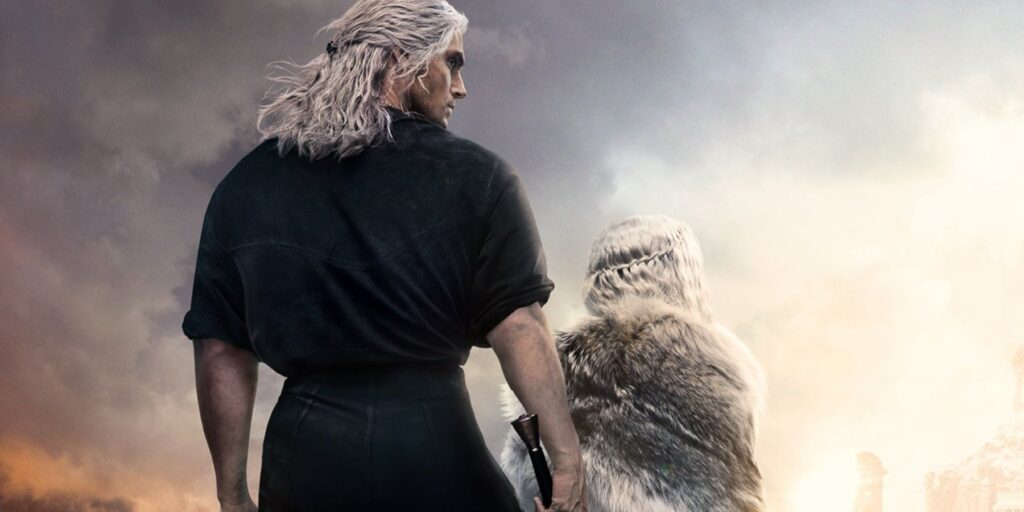 The Witcher: Season 2 image shows Geralt ready for action